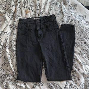 Hollister Black Jeans